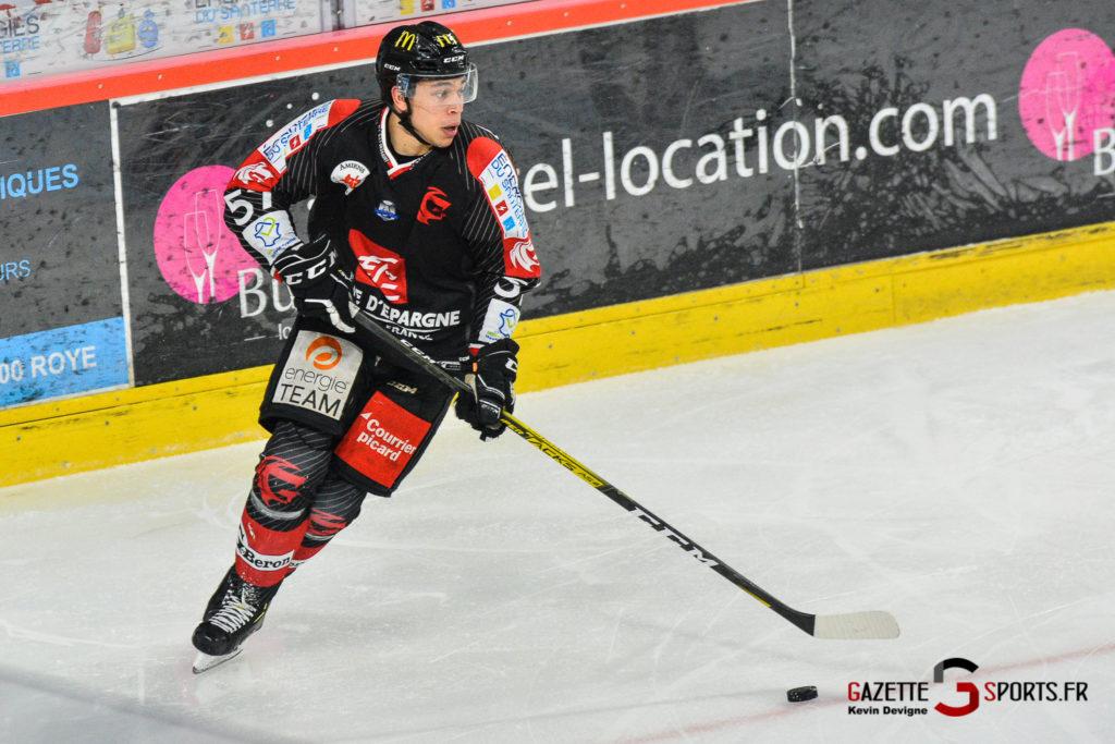 Hockey Gothique Vs Mulhouse 1 4 Match 1 Kevin Devigne Gazettesports 61