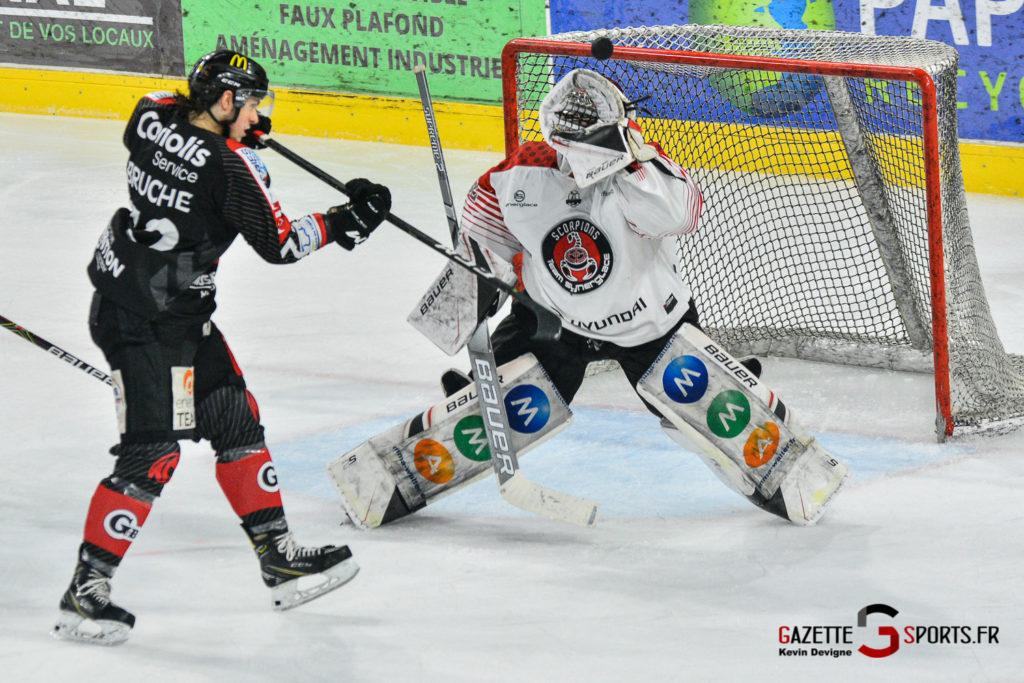 Hockey Gothique Vs Mulhouse 1 4 Match 1 Kevin Devigne Gazettesports 62