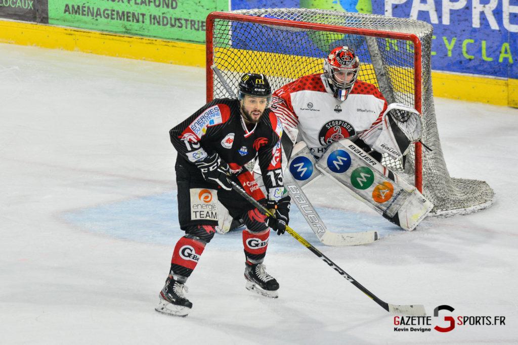 Hockey Gothique Vs Mulhouse 1 4 Match 1 Kevin Devigne Gazettesports 65