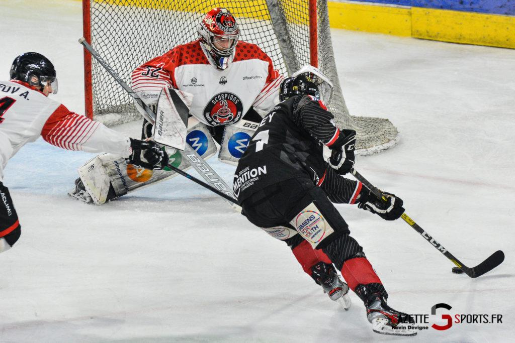 Hockey Gothique Vs Mulhouse 1 4 Match 1 Kevin Devigne Gazettesports 66