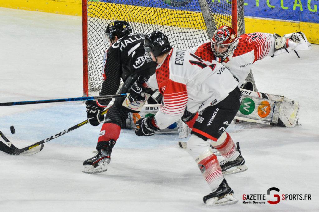 Hockey Gothique Vs Mulhouse 1 4 Match 1 Kevin Devigne Gazettesports 67