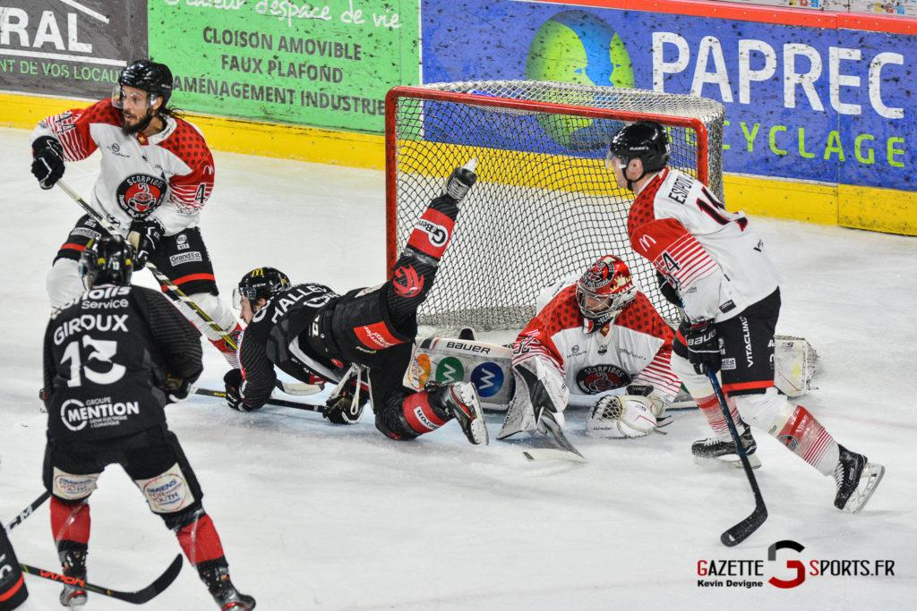 Hockey Gothique Vs Mulhouse 1 4 Match 1 Kevin Devigne Gazettesports 68