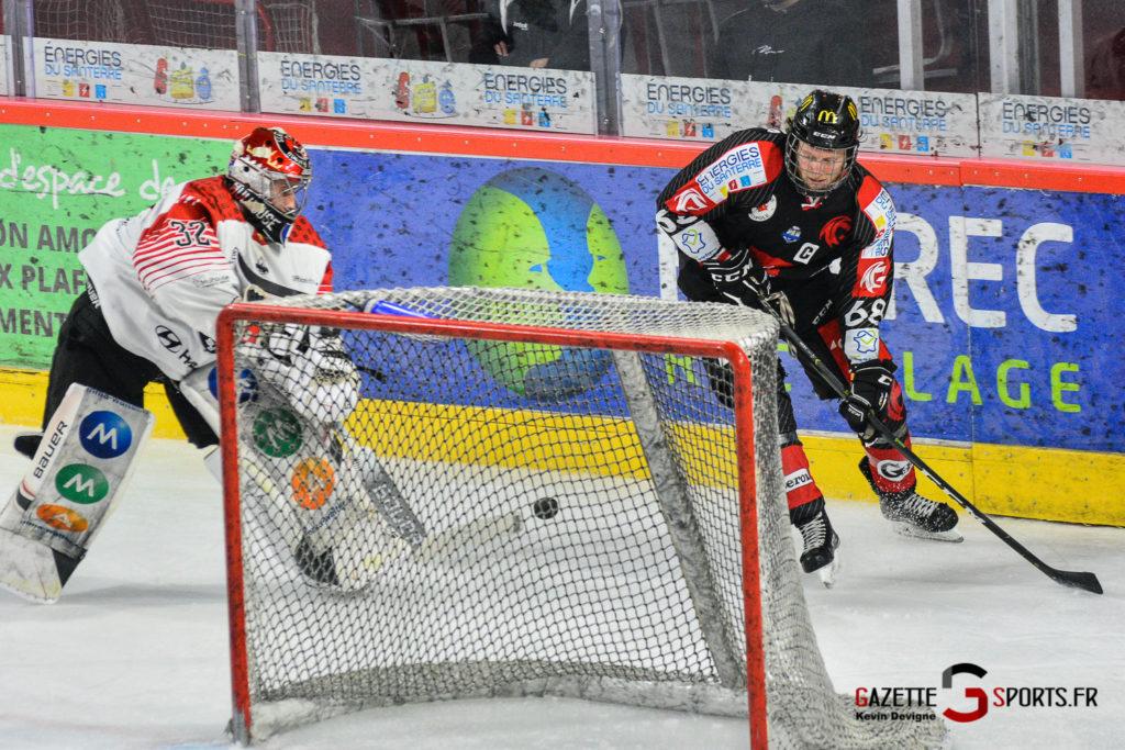 Hockey Gothique Vs Mulhouse 1 4 Match 1 Kevin Devigne Gazettesports 70