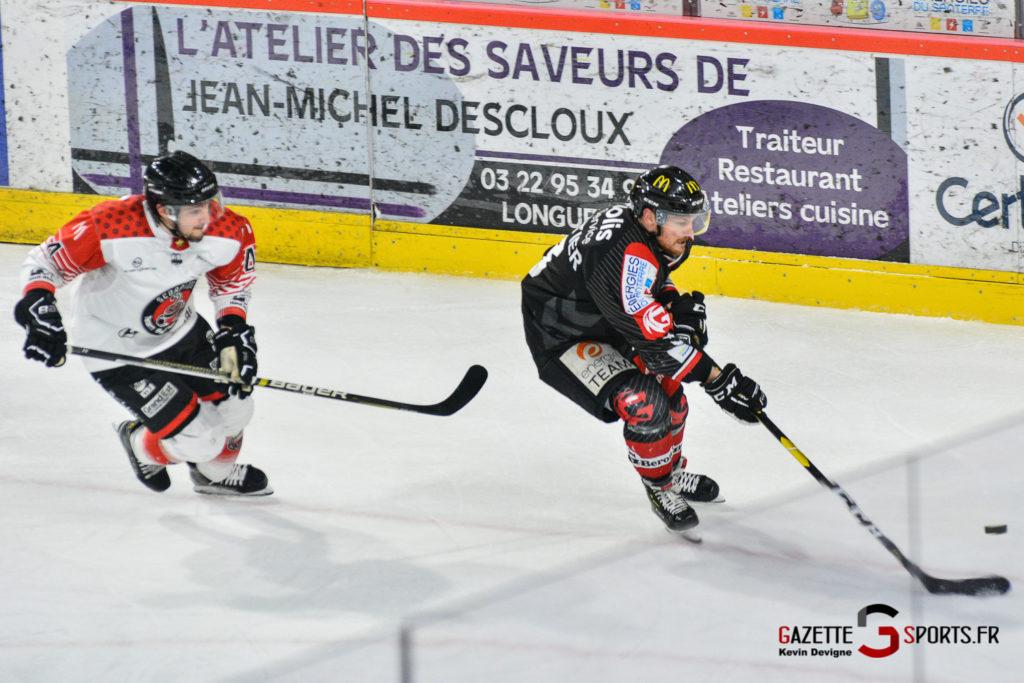 Hockey Gothique Vs Mulhouse 1 4 Match 1 Kevin Devigne Gazettesports 71