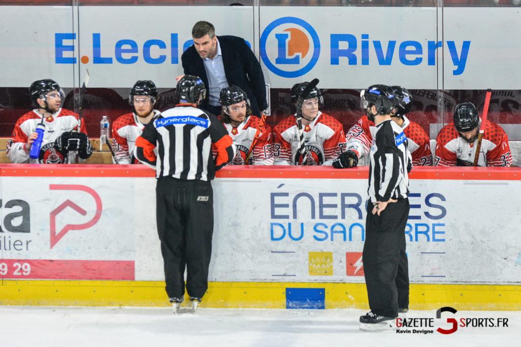 Hockey Gothique Vs Mulhouse 1 4 Match 1 Kevin Devigne Gazettesports 72