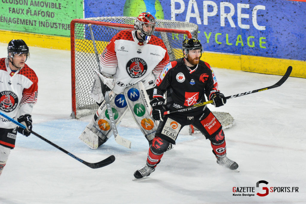 Hockey Gothique Vs Mulhouse 1 4 Match 1 Kevin Devigne Gazettesports 73