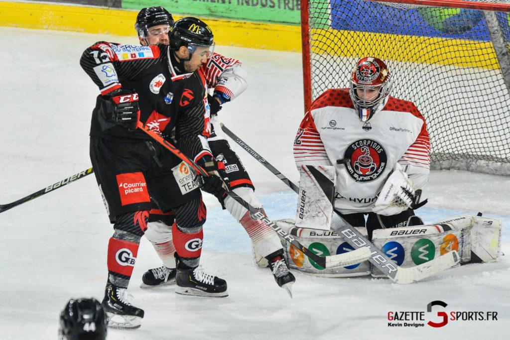 Hockey Gothique Vs Mulhouse 1 4 Match 1 Kevin Devigne Gazettesports 75