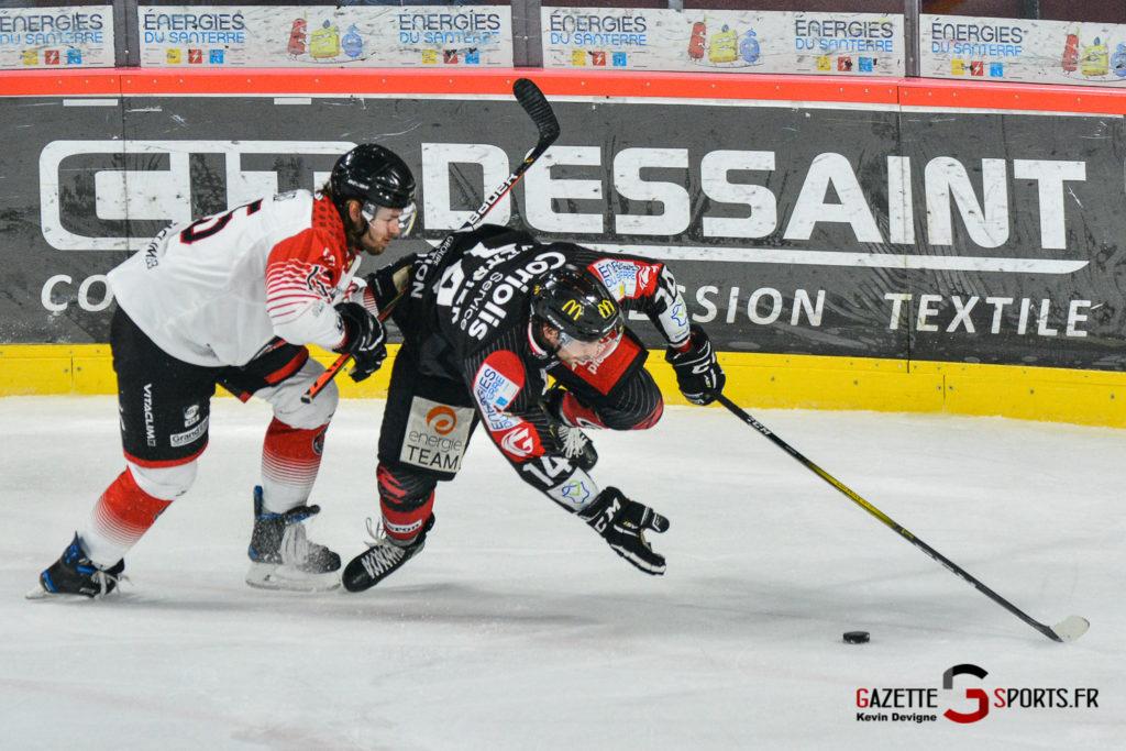 Hockey Gothique Vs Mulhouse 1 4 Match 1 Kevin Devigne Gazettesports 76