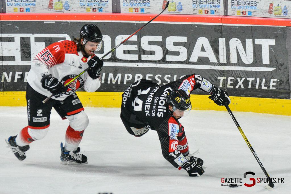 Hockey Gothique Vs Mulhouse 1 4 Match 1 Kevin Devigne Gazettesports 77