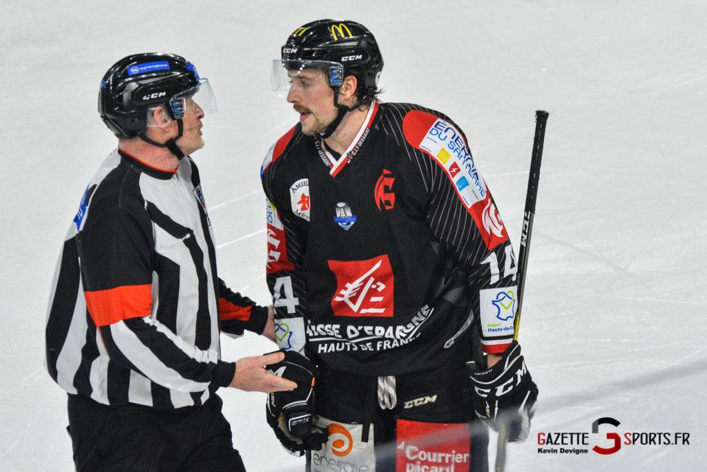 Hockey Gothique Vs Mulhouse 1 4 Match 1 Kevin Devigne Gazettesports 78