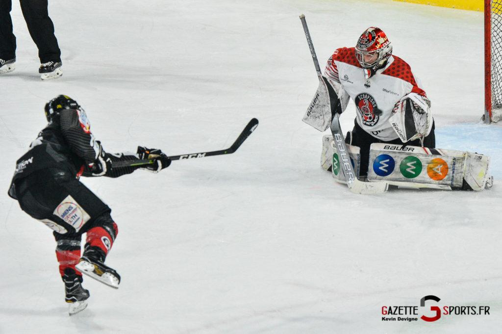 Hockey Gothique Vs Mulhouse 1 4 Match 1 Kevin Devigne Gazettesports 79