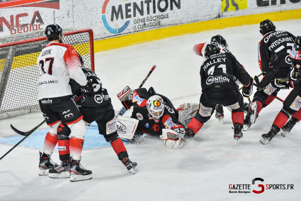 Hockey Gothique Vs Mulhouse 1 4 Match 1 Kevin Devigne Gazettesports 80