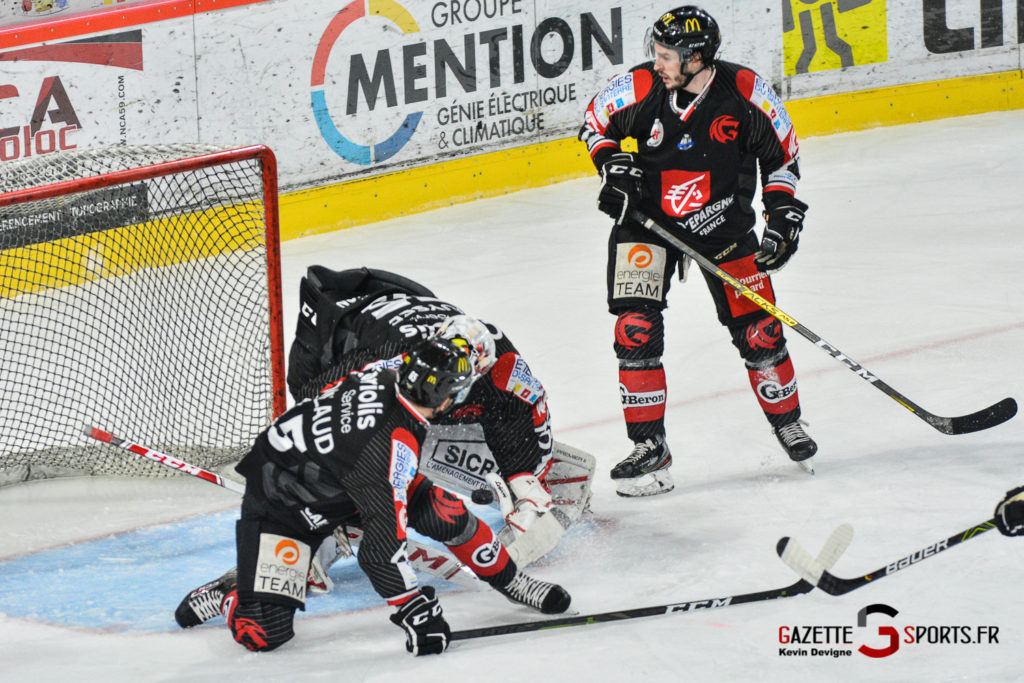 Hockey Gothique Vs Mulhouse 1 4 Match 1 Kevin Devigne Gazettesports 81