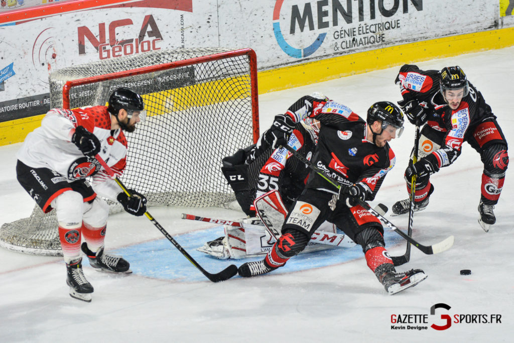 Hockey Gothique Vs Mulhouse 1 4 Match 1 Kevin Devigne Gazettesports 82