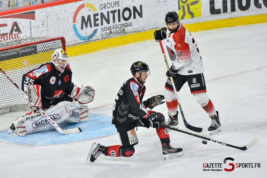 Hockey Gothique Vs Mulhouse 1 4 Match 1 Kevin Devigne Gazettesports 83
