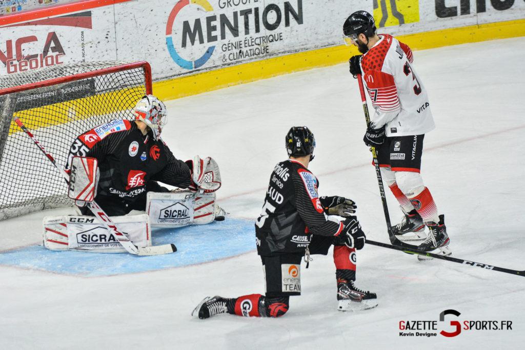 Hockey Gothique Vs Mulhouse 1 4 Match 1 Kevin Devigne Gazettesports 84
