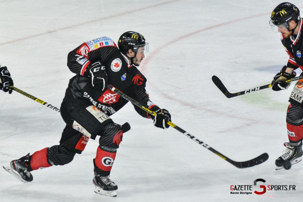 Hockey Gothique Vs Mulhouse 1 4 Match 1 Kevin Devigne Gazettesports 85