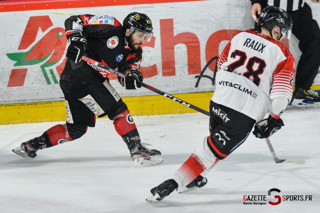 Hockey Gothique Vs Mulhouse 1 4 Match 1 Kevin Devigne Gazettesports 86