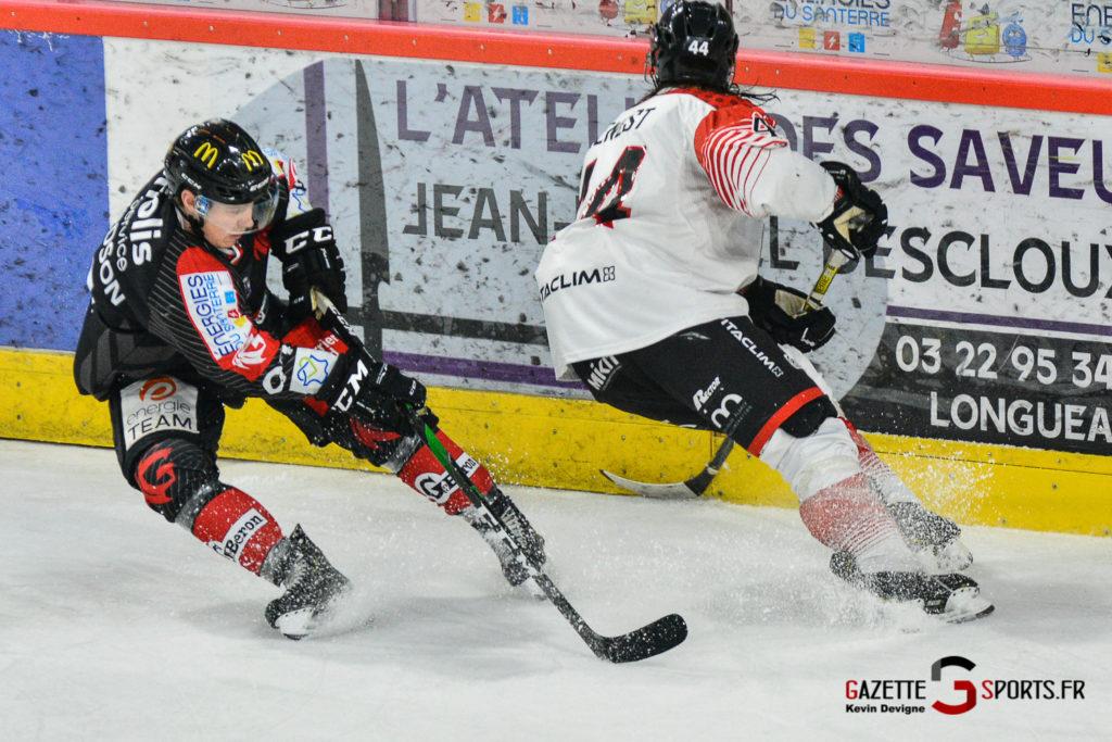 Hockey Gothique Vs Mulhouse 1 4 Match 1 Kevin Devigne Gazettesports 87