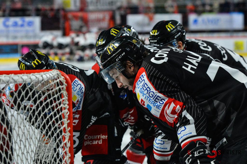 Hockey Gothique Vs Mulhouse 1 4 Match 1 Kevin Devigne Gazettesports 9