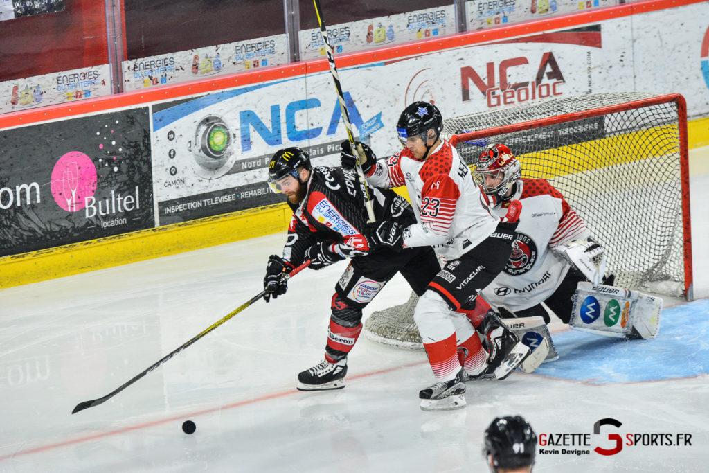 Hockey Gothique Vs Mulhouse 1 4 Match 1 Kevin Devigne Gazettesports 91