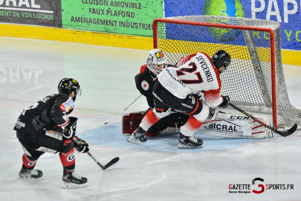 Hockey Gothique Vs Mulhouse 1 4 Match 1 Kevin Devigne Gazettesports 92