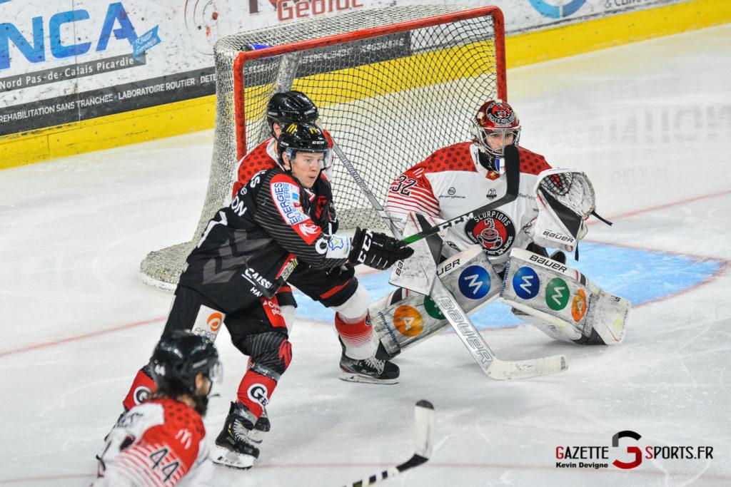 Hockey Gothique Vs Mulhouse 1 4 Match 1 Kevin Devigne Gazettesports 93