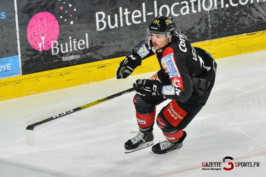 Hockey Gothique Vs Mulhouse 1 4 Match 1 Kevin Devigne Gazettesports 94