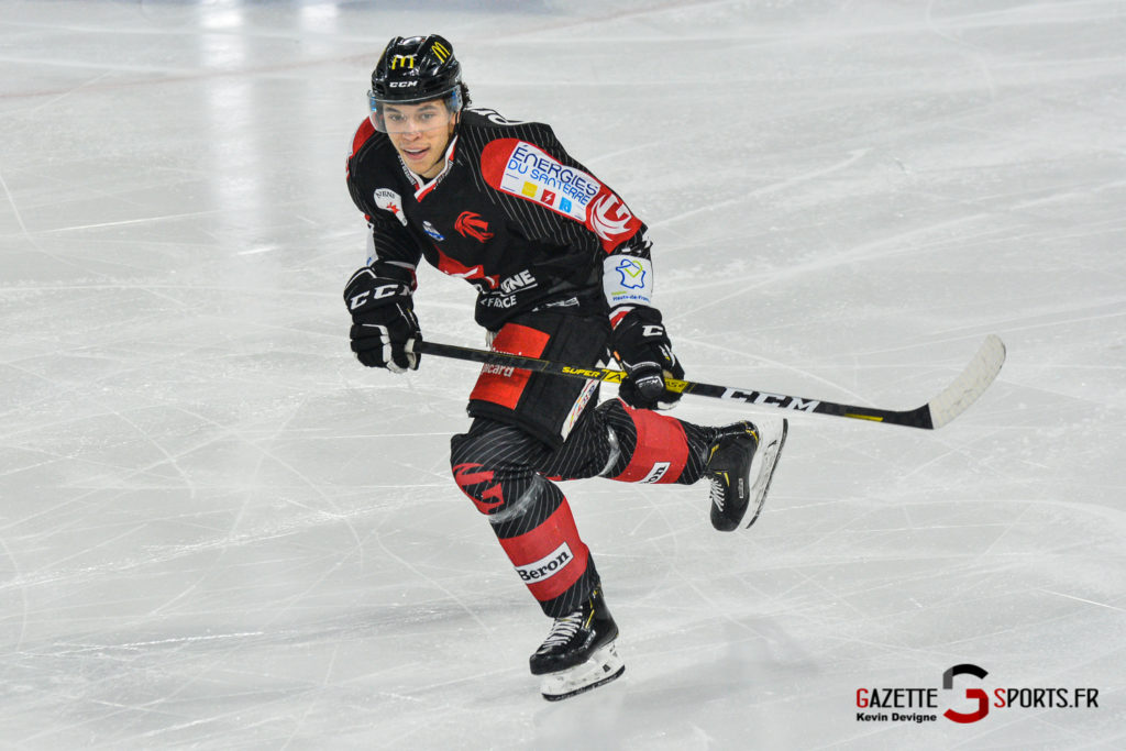 Hockey Gothique Vs Mulhouse 1 4 Match 1 Kevin Devigne Gazettesports 95