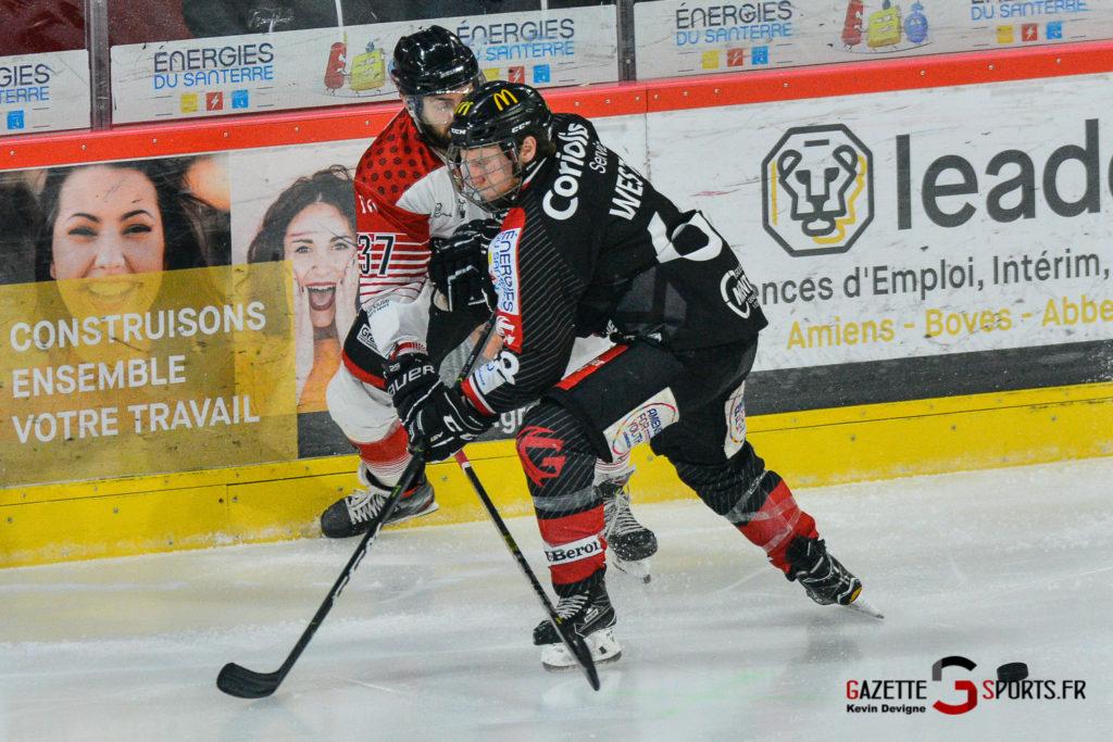 Hockey Gothique Vs Mulhouse 1 4 Match 1 Kevin Devigne Gazettesports 96