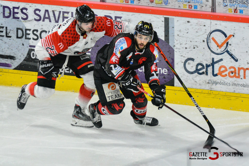 Hockey Gothique Vs Mulhouse 1 4 Match 1 Kevin Devigne Gazettesports 97