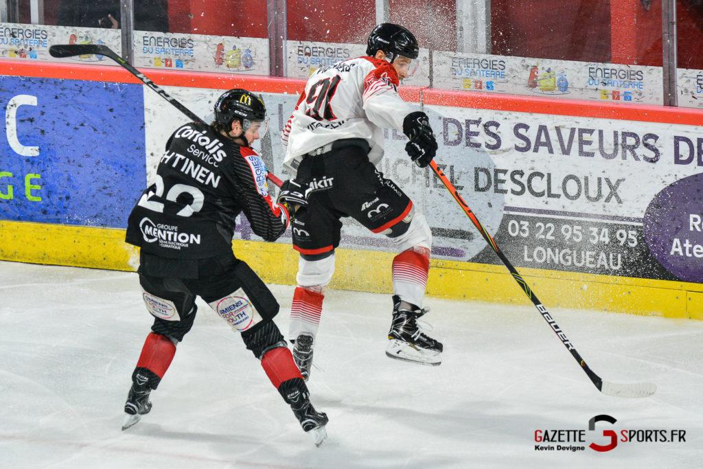 Hockey Gothique Vs Mulhouse 1 4 Match 1 Kevin Devigne Gazettesports 99