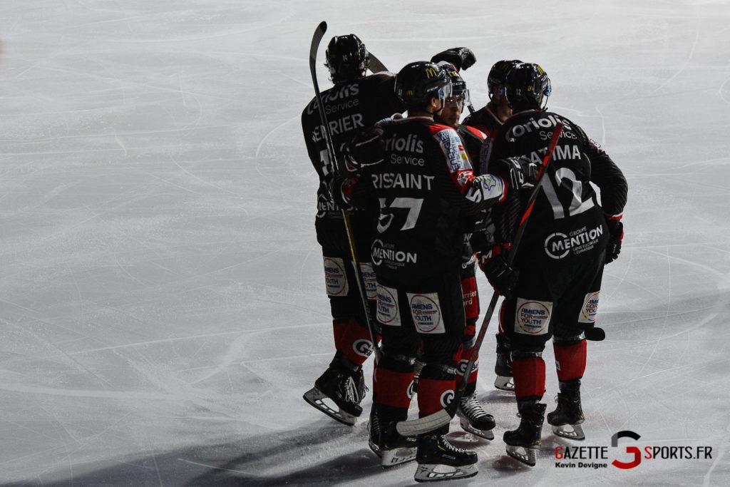 Hockeysurglace Gothiques Vs Chamonix Kevin Devigne Gazettesports 10