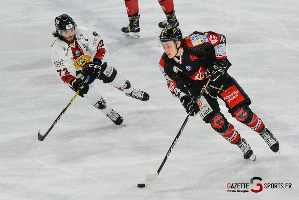 Hockeysurglace Gothiques Vs Chamonix Kevin Devigne Gazettesports 13