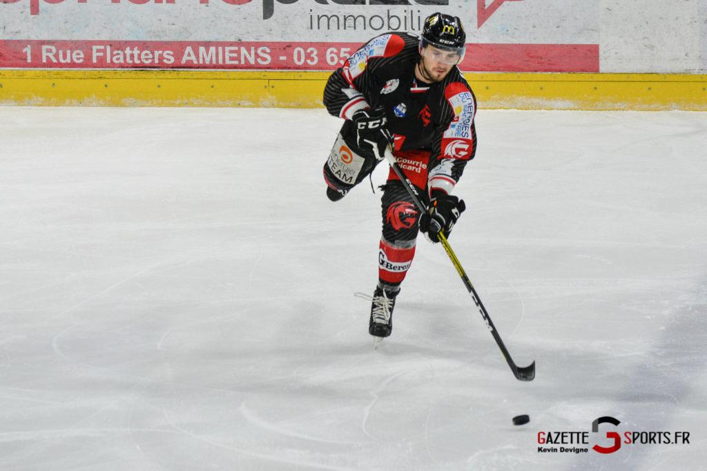 Hockeysurglace Gothiques Vs Chamonix Kevin Devigne Gazettesports 14