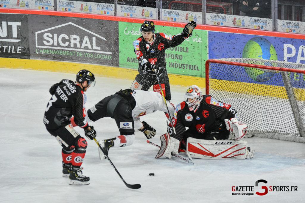 Hockeysurglace Gothiques Vs Chamonix Kevin Devigne Gazettesports 20