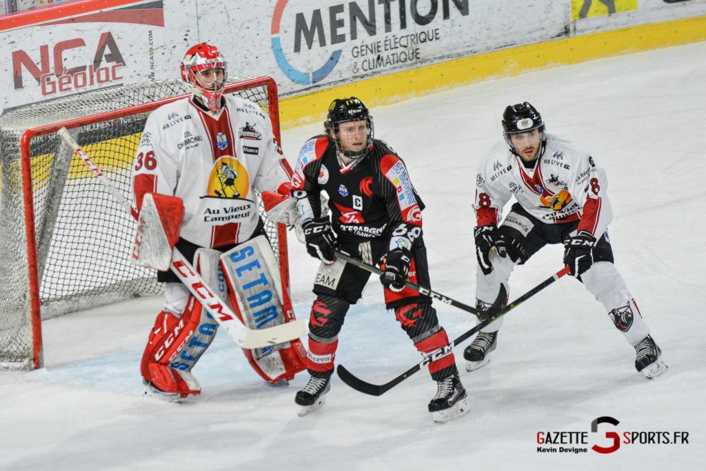 Hockeysurglace Gothiques Vs Chamonix Kevin Devigne Gazettesports 22