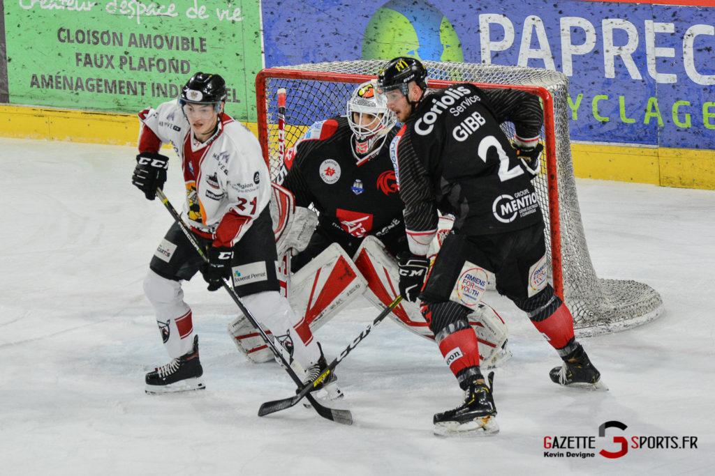 Hockeysurglace Gothiques Vs Chamonix Kevin Devigne Gazettesports 25