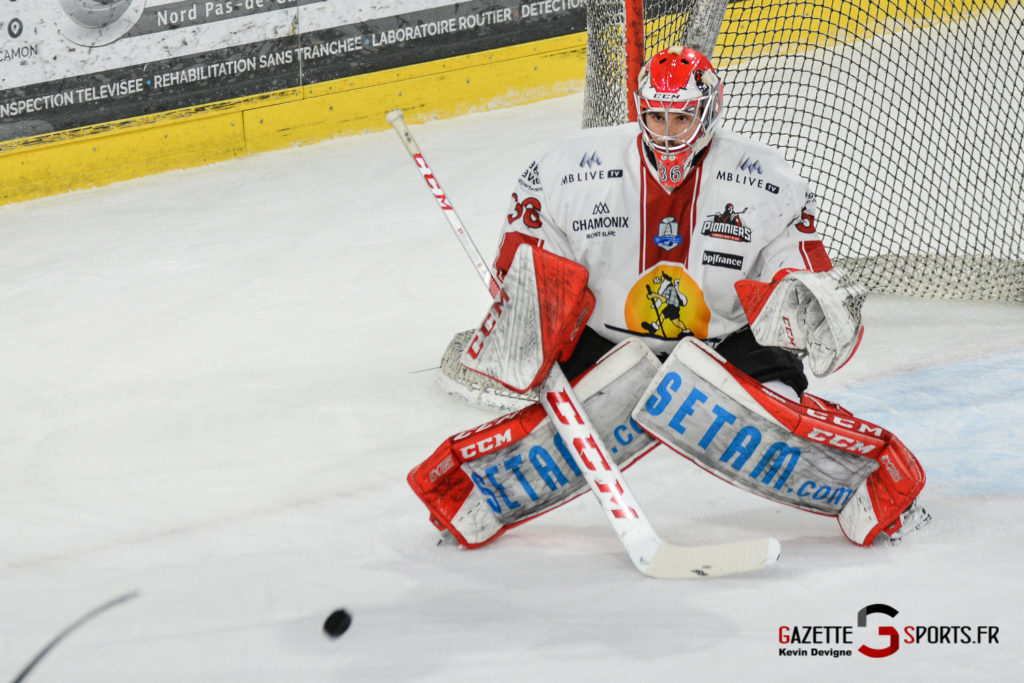 Hockeysurglace Gothiques Vs Chamonix Kevin Devigne Gazettesports 26