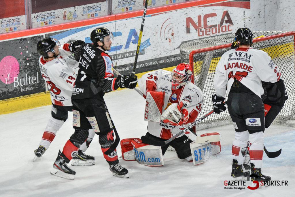 Hockeysurglace Gothiques Vs Chamonix Kevin Devigne Gazettesports 27