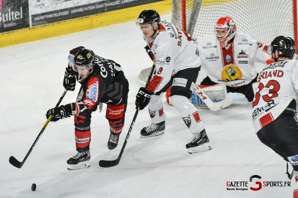 Hockeysurglace Gothiques Vs Chamonix Kevin Devigne Gazettesports 28