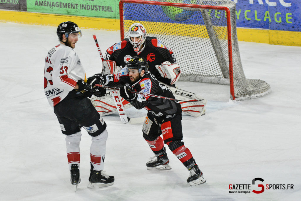 Hockeysurglace Gothiques Vs Chamonix Kevin Devigne Gazettesports 29