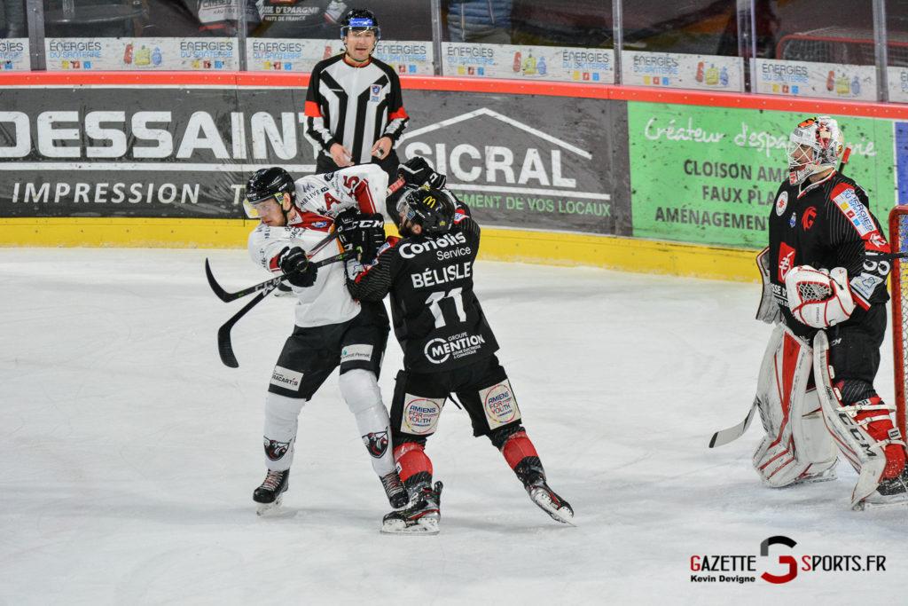 Hockeysurglace Gothiques Vs Chamonix Kevin Devigne Gazettesports 31