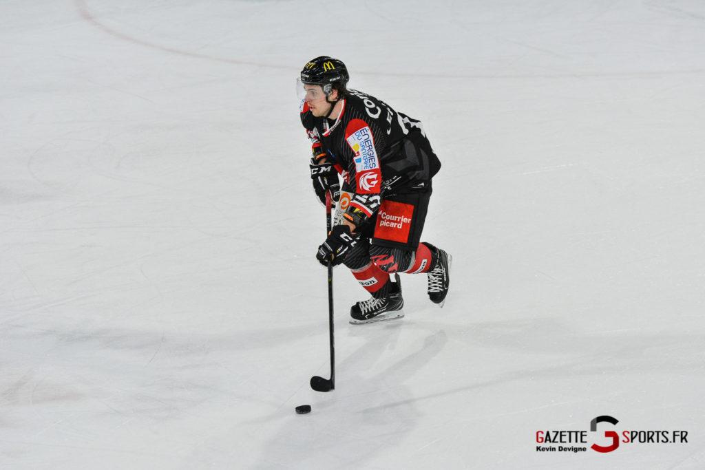 Hockeysurglace Gothiques Vs Chamonix Kevin Devigne Gazettesports 34
