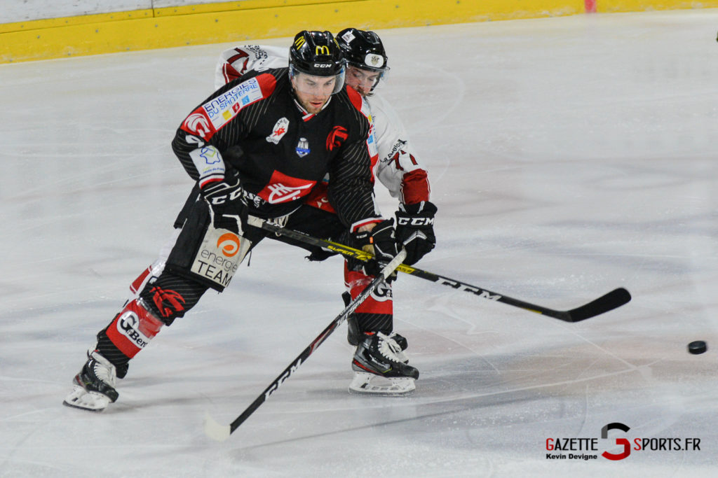 Hockeysurglace Gothiques Vs Chamonix Kevin Devigne Gazettesports 36