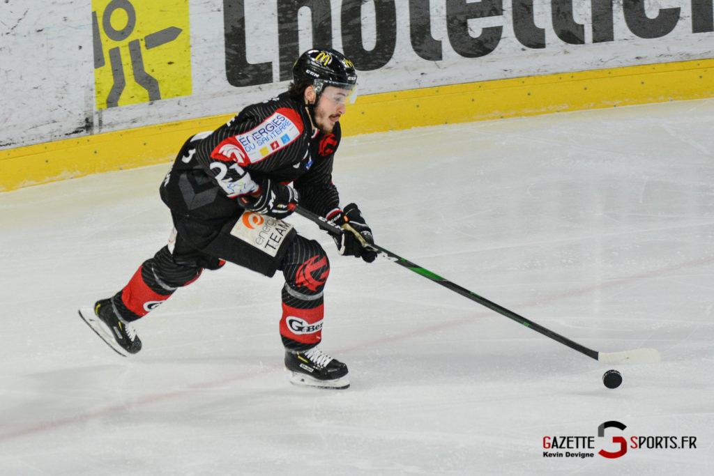 Hockeysurglace Gothiques Vs Chamonix Kevin Devigne Gazettesports 37