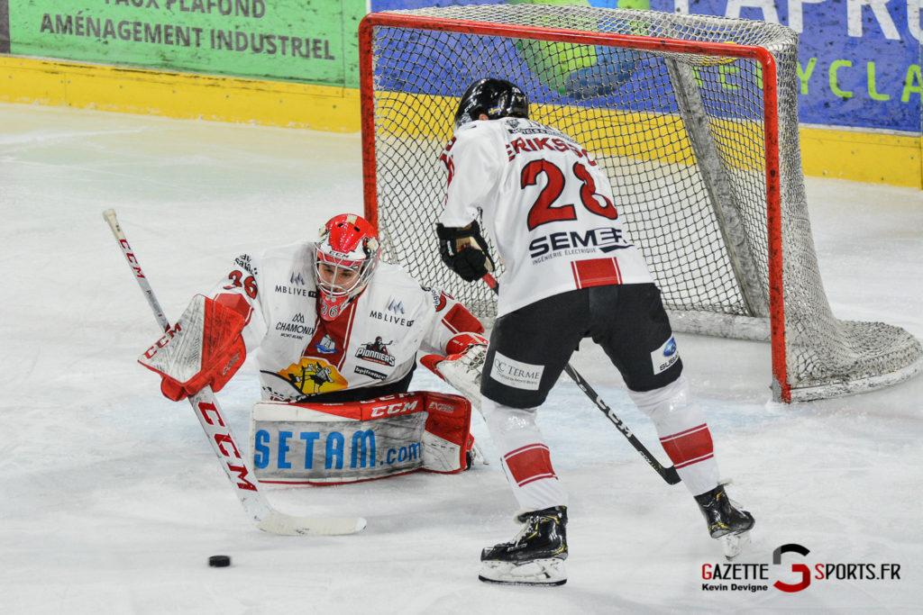 Hockeysurglace Gothiques Vs Chamonix Kevin Devigne Gazettesports 38