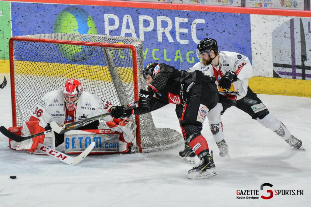 Hockeysurglace Gothiques Vs Chamonix Kevin Devigne Gazettesports 40