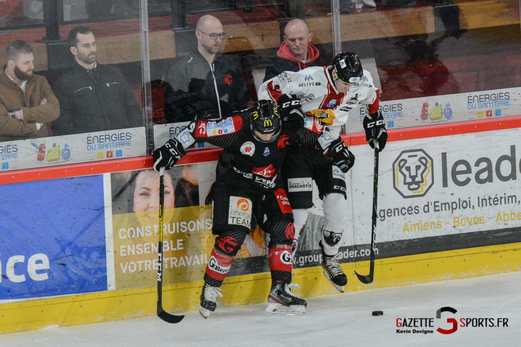 Hockeysurglace Gothiques Vs Chamonix Kevin Devigne Gazettesports 41