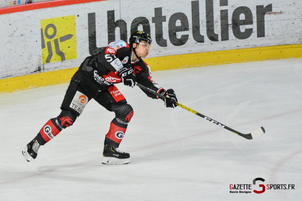 Hockeysurglace Gothiques Vs Chamonix Kevin Devigne Gazettesports 42